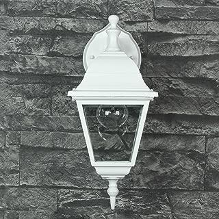 Muro esterno in acciaio inox Lampada Terrazza Giardino Lampada Antico Marrone Illuminazione ip54