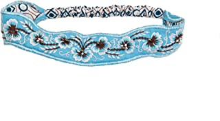 Sizzle City Native American Pattern Elastic Stretch Seed Bead/Fabric/Lace/Crystal Hair Accessories