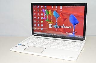 最新Windows10+office 爆速SSD256GB 東芝dynabook T653/57JW i3 3227/8GB/WEBカメラ/USB3.0/15.6インチ/ブルー...