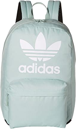 Adidas hillcrest backpack black green zest  bf0fce5fff9c5