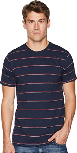 Billabong Die Cut Stripe Short Sleeve Crew