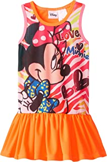 Disney Girls Minnie Raceback Dress