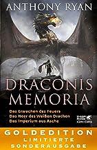 Draconis Memoria 1-3: Die gesamte Saga: GOLDEDITION – Limitierte Sonderausgabe (German Edition)