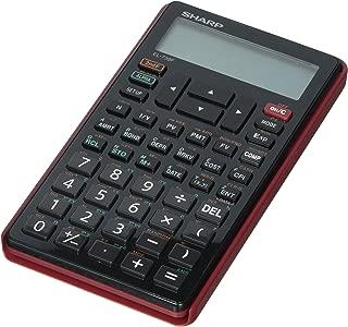Calculadora Financeira Sharp EL-738FB 10 Dígitos - Preto