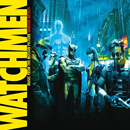 Music From The Motion Picture Watchmen by Various artists on