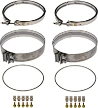 Dorman 674-9037 Diesel Particulate Filter Gasket And Clamp Kit for Select Models