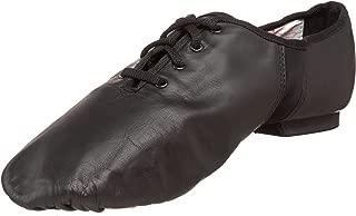 Tivoli Lace-Up Leather Jazz Shoe