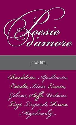Poesie damore (BUR PILLOLE Vol. 124)