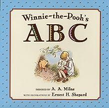 Winnie-The-Pooh`s ABC  Book