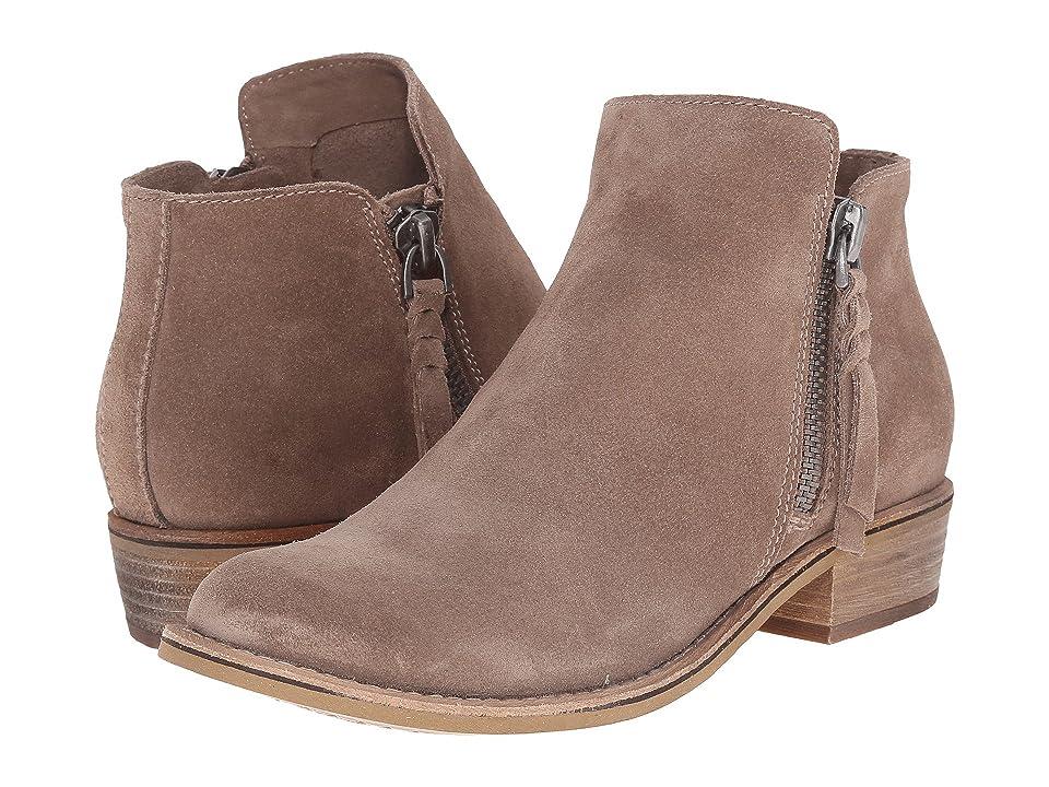Dolce Vita Sutton (Dark Taupe Suede) Women's Shoes