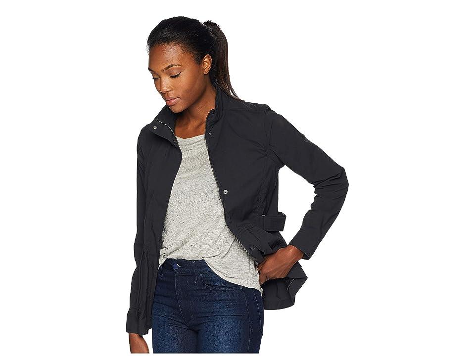 Royal Robbins Discovery Convertible Jacket (Jet Black) Women