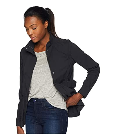 Royal Robbins Discovery Convertible Jacket (Jet Black) Women