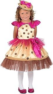Princess Paradise Cookie Cutie Child's Costume, Medium
