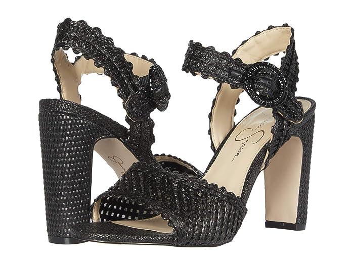 Jessica Simpson  Ashtyn (Black) Womens Shoes