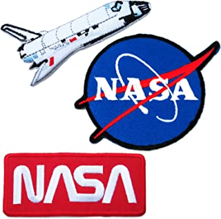 Nasa Iron On Patches #5 - Super Save Pack supply:homesales