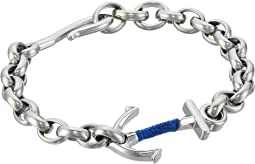 Fossil - Casual Anchor Steel Bracelet