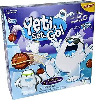 PlayMonster Yeti, Set, Go! Skill & Action Kids Game (Renewed)