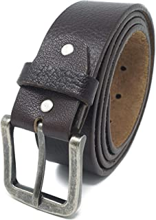 Xeira Leather Belt 38mm wide for Men and Women