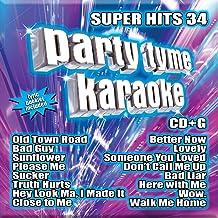 Super Hits 34 [16-song CD+G]