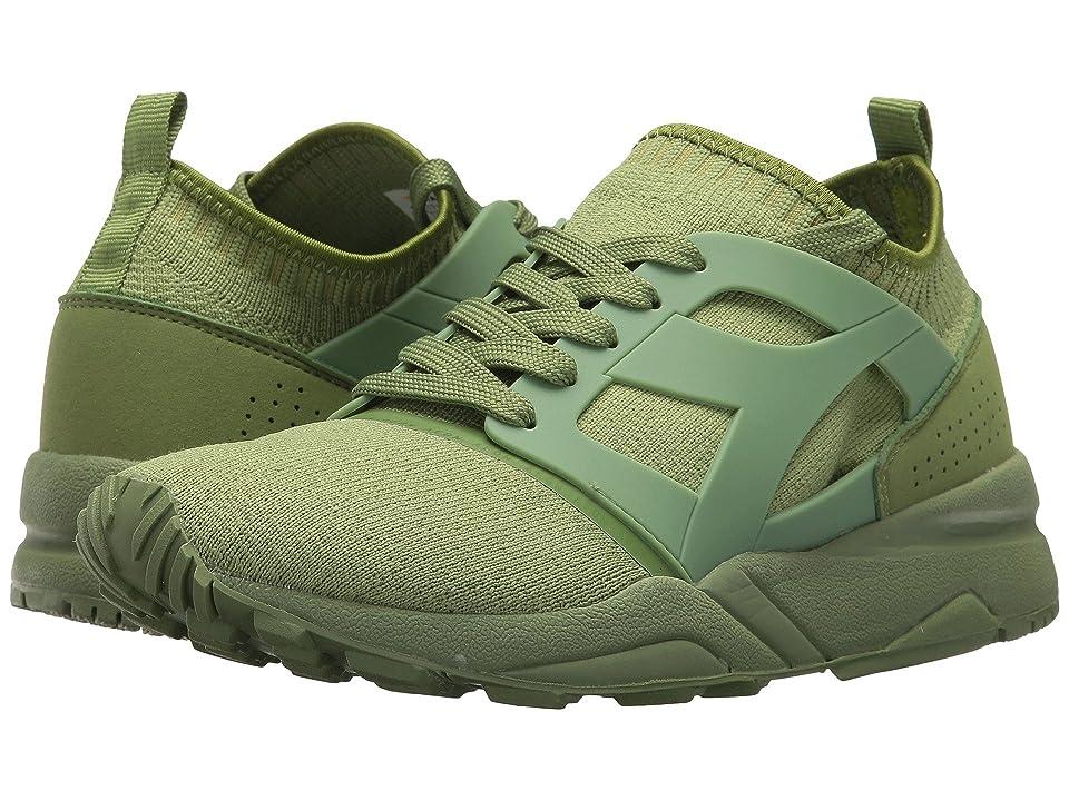 Diadora Evo Aeon (Jade Green) Athletic Shoes