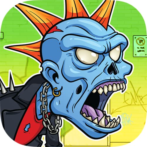 Street Fighters vs Zombies : Action Fighting Game *Free