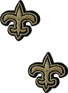 2 pieces BOY SCOUT Logo Iron On Patch Fabric Applique Motif Children Decal 1.8 x 1.8 inches (4.5 x 4.5 cm)