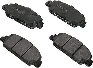 Akebono ACT1654 Ultra Premium Brake Pad Set