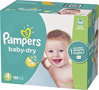 nappies size 4 pampers