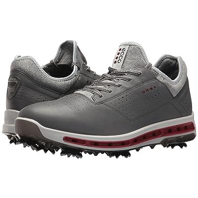 ECCO Golf Cool 18 GTX (Dark Shadow/Black Transparent) Men