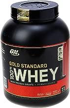 Gold Standard 100% ホエイ プロテイン デリシャスストロベリー 2.27kg (5lbs) [米国メーカー正規品] [海外直送品]