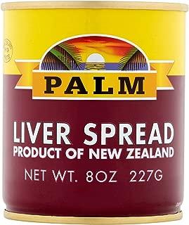 palm liver spread