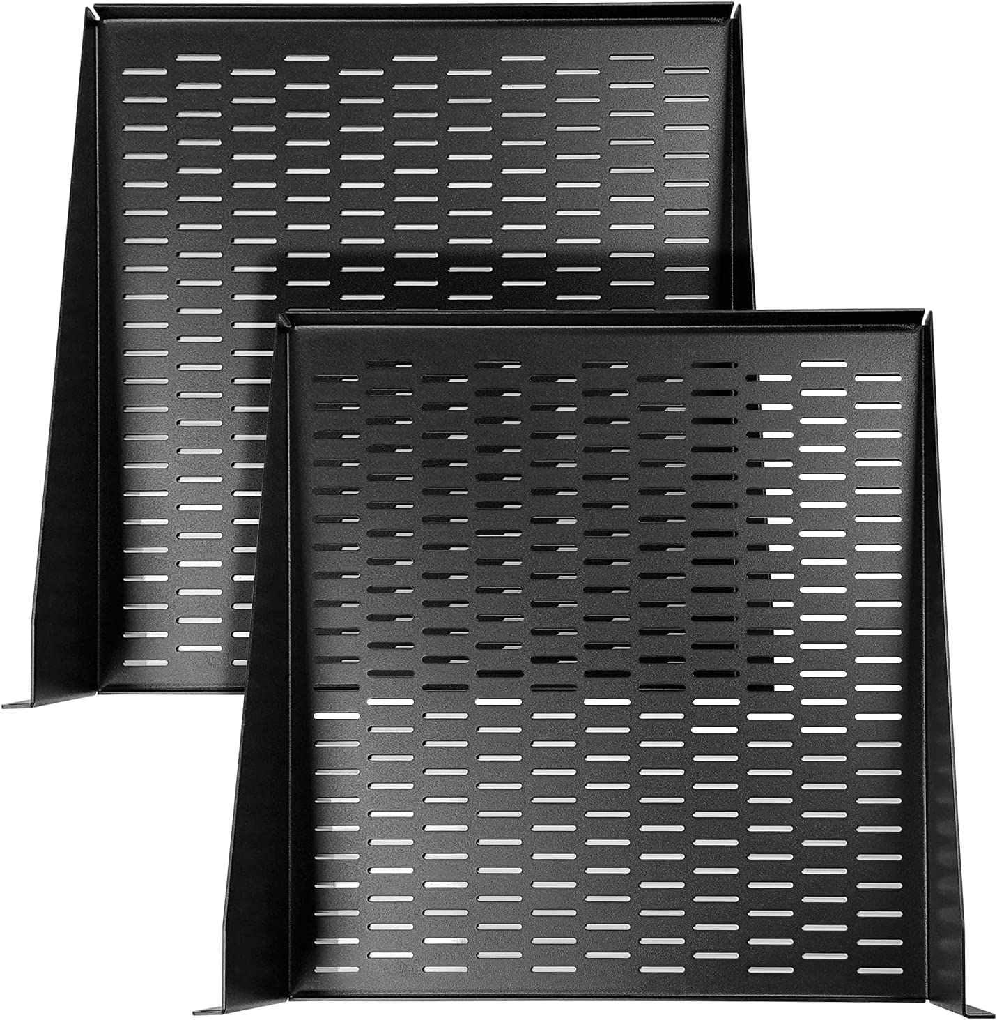 AxcessAbles 2U Vented Cantilever Rack supreme 19 Inch Equipment Tray 40% OFF Cheap Sale for