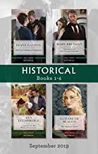 Historical Box Set 1-4/The Lord's Highland Temptation/Reunited with Her Viscount Protector/A Family for the Widowed Governess/The Duchess's Sec