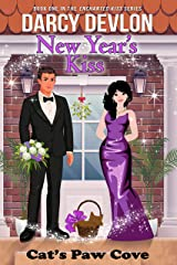 New Year's Kiss: Enchanted Kiss Book 1 (Cat's Paw Cove 16) Kindle Edition