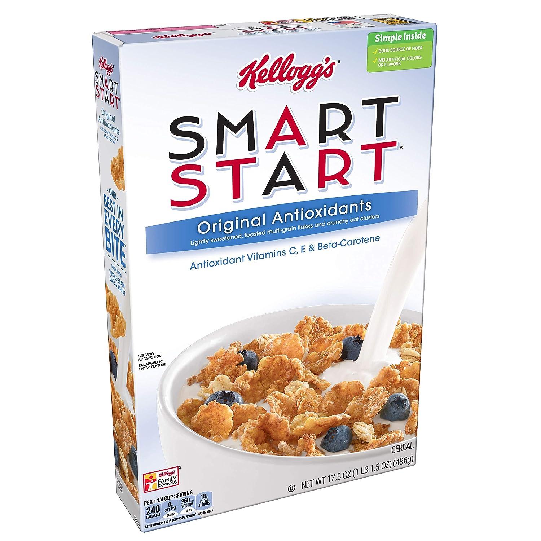 Large discharge sale Kellogg's Smart Start Breakfast Antioxidants Cereal Original Max 54% OFF