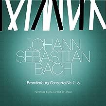 Johann Sebastian Bach: Brandenburg Concerto No. 1-6