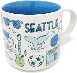 Starbucks Been There Series - Seattle, Washington USA 14oz