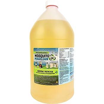 Mosquito Magician Natural Mosquito Killer & Repellent Concentrate 1 Gallon