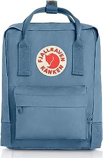 Fjallraven Unisex Adults' Kånken Mini Backpack, Blue Ridge, One Size