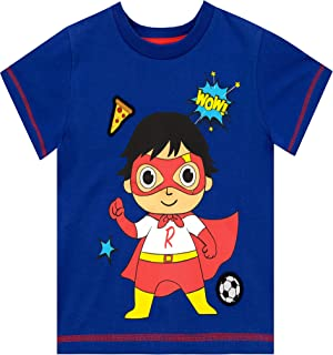 Boys' T-Shirt with Cape