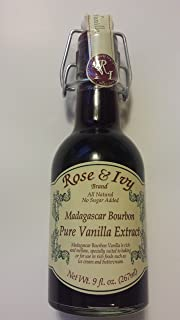 Best rose and ivy vanilla extract Reviews