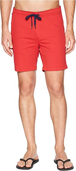 Mr. Swim Chino Elastic Shorts