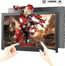 $168 » Portable Touchscreen Monitor 15.6-inchSlimIPSGamingScreen Dual External Monitor for Laptop Computer Mac Phone with 2xUSB Type-C/Mini HDMI&DP Device PS4Xbox Raspberrypi 2K 60Hz 3ms