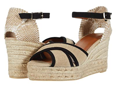 CASTANER Brity 60 mm Wedge Espadrille (Natural) Women