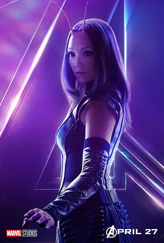 Avengers Infinity Infinity Infinity War 22 Movie Poster