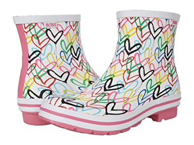 BOBS from SKECHERS Rain Check Raining Love (White Multi) Women