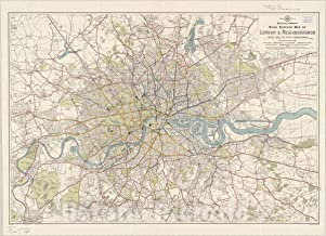 luckies of london map