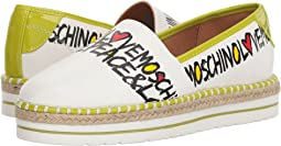 LOVE Moschino - Peace & Love Espadrille
