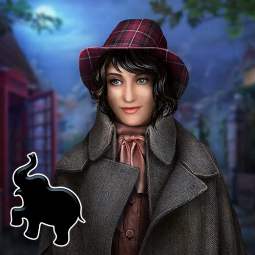 Ms. Holmes: The Monster of the Baskervilles - Find Hidden Objects Mystery Puzzle Game