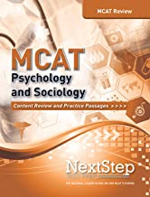 MCAT Psychology and Sociology: Content Review and Practice Passages